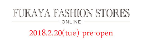 fukaya fashion stores online オープン ronnie scott s official web site
